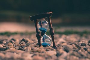 Le temps, ma définition personnelle, c'est mieux que de ne rien avoir…