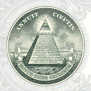 Les pyramides visuelles et la focalisation conique du regard